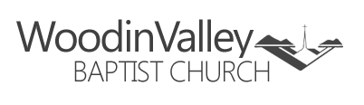 Woodin Valley Baptist Church Logo